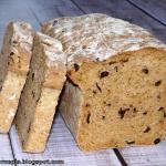 Chleb z papryka i suszony...