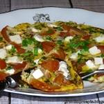 Sobotni omlet po omacku