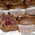 Czekoladowe mini-muffinki...