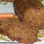 Piernikowe ciasto marchew...