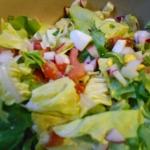 surowka z salaty do obiad...