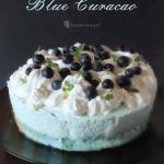 Sernik Blue Curacao