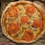 Pizza na spodzie...