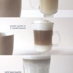 Kawa latte z dwoma i...