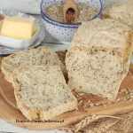 domowy chleb pszenno zytn...