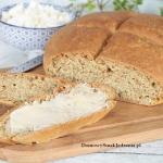domowy chlebek irlandzki...