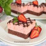ciasto czekoladowe z trus...