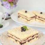 ciasto raffaello z czarna...