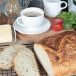 domowy chleb z gara orkis...