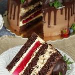 tort z galaretką