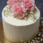 tort biała czekolada...