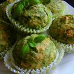 Muffiny ze Szpinakiem, Ż...