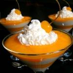 Deser Jogurtowy z Mango