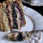 Tort Makowy z Białą...
