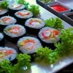 Sushi - Futomaki (Futo -...