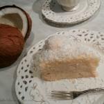Sernik Kokosowy