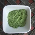 Magiczny zielony proszek...