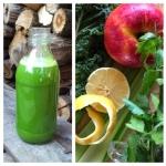 Zielony sok z selera,...