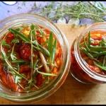 Domowe suszone pomidory
