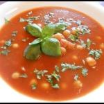 Zupa krem z pomidorow z c...