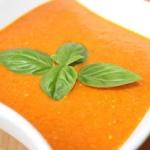 Zupa krem z pieczonej cze...