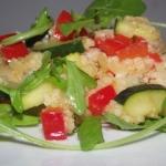 Ryz basmati z warzywami