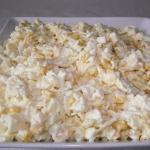 Salatka chrzanowa