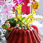 ,,Babka tulipan''