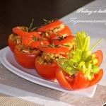,,Faszerowane pomidory z...