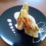 Domowa tortilla z kurczak...