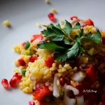 Turecka salatka z bulgure...