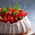 Beza Pavlova – tort bez...