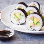 Najlepsze domowe Sushi Fu...