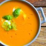 Zupa krem z pomidorów...