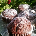 Czekoladowe muffiny