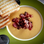 Zupa serowa krem