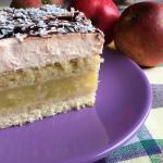 Biszkoptowiec jabłkowy