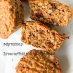Zdrowe muffiny...