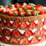 Tort serowo-śmietankowy...