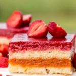 Mocno owocowe ciasto...