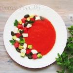 Arbuzowo - pomidorowe gaz...