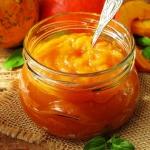 Dzem dyniowo - pomaranczo...