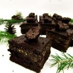Ciasto czekoladowo - mako...