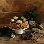 Tort bożonarodzeniowy