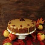 Ciasto dyniowo - jablkowe...