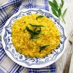 Dyniowe risotto z...