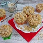 Muffinki marchewkowo -...