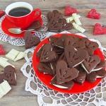 Kakaowe serduszka z...