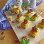 Grillowana polenta z muse...
