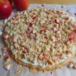 Pizza z jabłkami,...